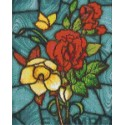Stainglass Flower