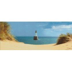 Beach withLighthouse